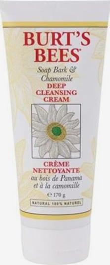BURT'S BEES Gesichtspflege in weiß, Produktansicht