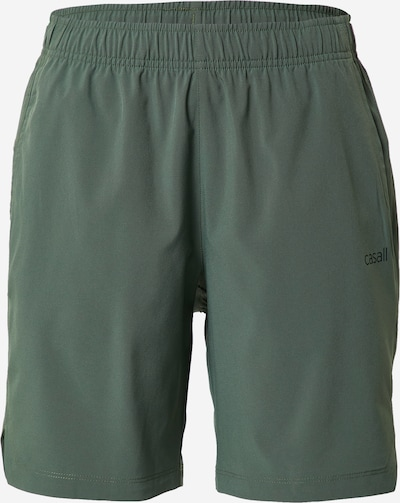 Casall Pantalon de sport en émeraude, Vue avec produit