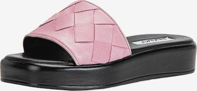 INUOVO Pantoletten in pink, Produktansicht
