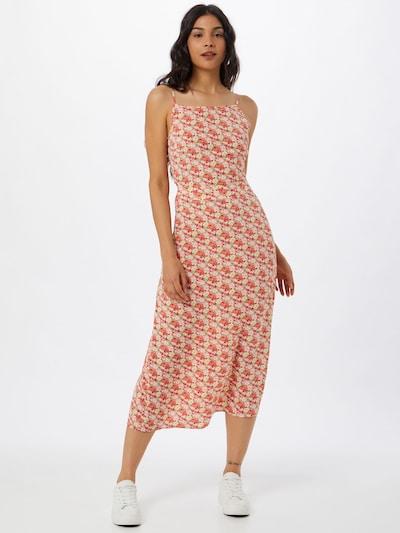 Rut & Circle Kleid 'FANNI' in mischfarben / rosa, Modelansicht