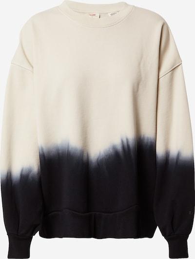 LEVI'S Sweatshirt 'PAI' in weiß, Produktansicht