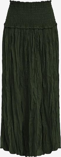 Finn Flare A-Linien-Rock in dunkelgrün, Produktansicht