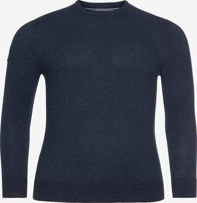 Man's World Pullover in dunkelblau, Produktansicht