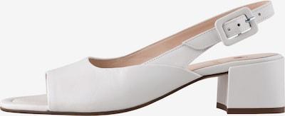 Högl Strap Sandals 'Luisa' in Cream, Item view