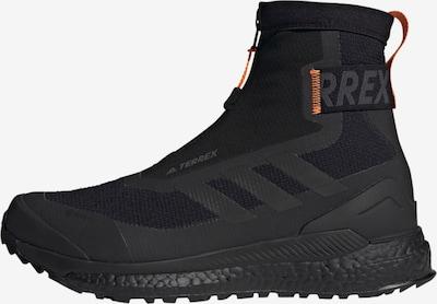 ADIDAS PERFORMANCE Wanderschuh 'TERREX Free Hiker COLD.RDY' in schwarz, Produktansicht