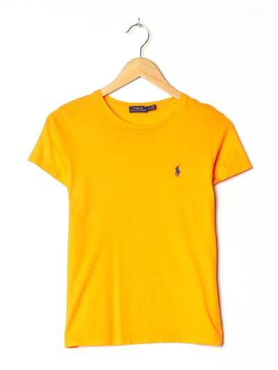 RALPH LAUREN T-Shirt in S in orange, Produktansicht