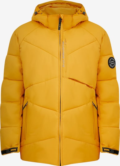 Finn Flare Jacke in gelb, Produktansicht