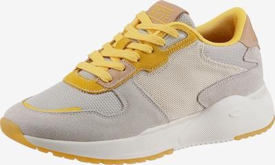 CAMEL ACTIVE Sneaker in beige / gelb, Produktansicht