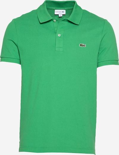 LACOSTE T-Shirt en vert, Vue avec produit