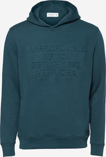 Abercrombie & Fitch Sweatshirt in türkis, Produktansicht