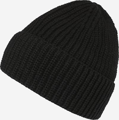 NU-IN Mütze in schwarz, Produktansicht