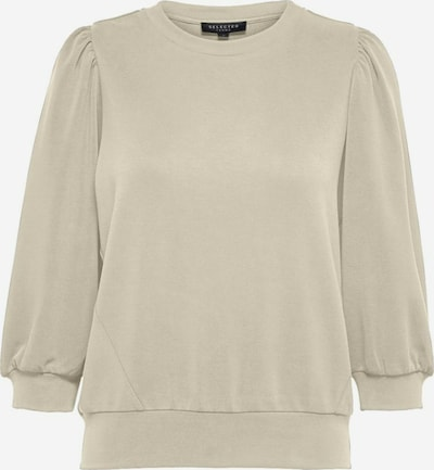 SELECTED FEMME Sweatshirt in grau, Produktansicht