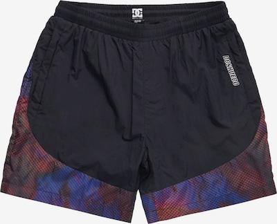 DC Shoes Sporthose 'Palladium' in mischfarben / schwarz, Produktansicht