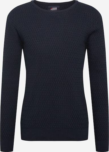 Denim Project Sweater 'HEAVY' in navy, Item view