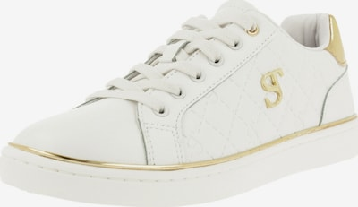 Supertrash Sneaker ' LELA EMB ' in naturweiß, Produktansicht
