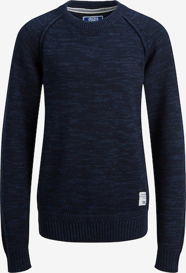 Jack & Jones Junior Pullover in nachtblau, Produktansicht