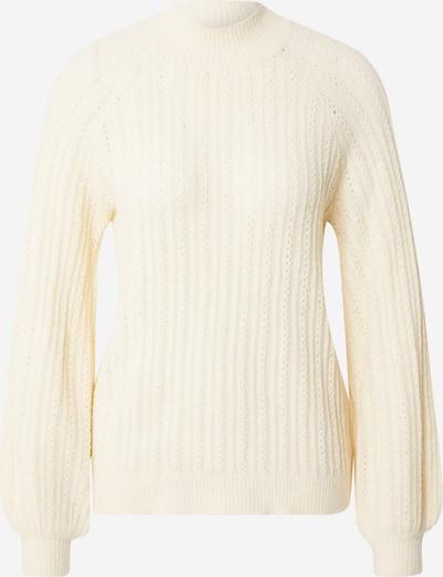 VILA Jersey en blanco lana, Vista del producto