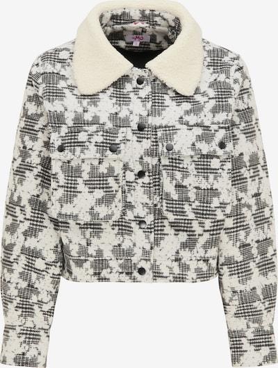 MYMO Prechodná bunda - čierna / biela, Produkt