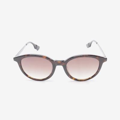 Alexander McQueen Sonnenbrille in One Size in schwarz, Produktansicht