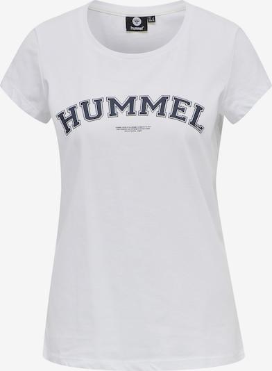 Hummel T-Shirt 'Cyrus' in weiß, Produktansicht