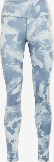 Reebok Sport Leggings 'MYT ' in blau / weiß, Produktansicht