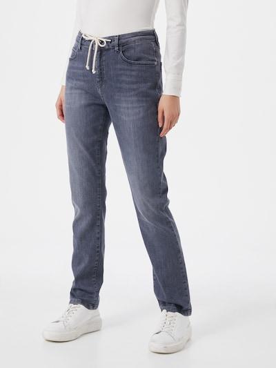 OPUS Jeans 'Louis' in grey denim, Modelansicht