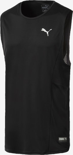PUMA Trainingsshirt 'A.C.E.' in schwarz: Frontalansicht