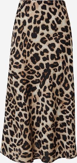 Neo Noir Suknja 'Bovary Big Leo' u bež / smeđa / crna, Pregled proizvoda