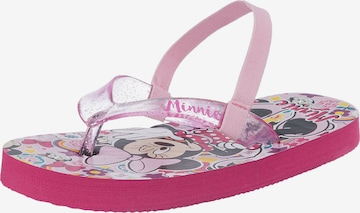 Disney Minnie Mouse Sandale in Pink