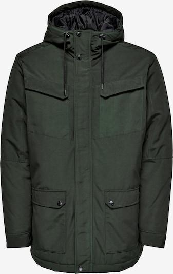 Only & Sons Jacke in dunkelgrün, Produktansicht