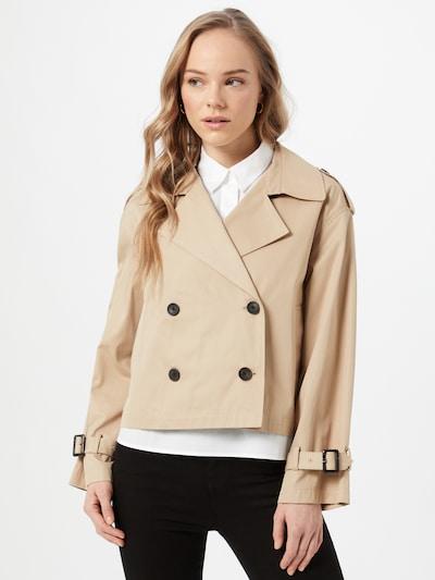 Someday Prehodna jakna 'Verana' | bež barva, Prikaz modela