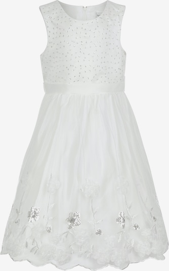 happy girls Dress in nature white, Item view
