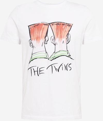 LOOKS by Wolfgang Joop Majica 'Twins' u miks boja / bijela, Pregled proizvoda