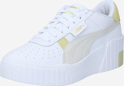 PUMA Sneaker 'Cali' in gelb / puder / weiß, Produktansicht