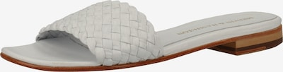 MELVIN & HAMILTON Pantoletten in weiß, Produktansicht