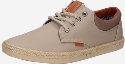 MTNG Zapatos con cordón 'BEQUIA' en beige / marrón, Vista del producto