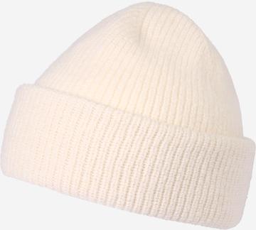 A LOT LESS Beanie 'Lilli' in White