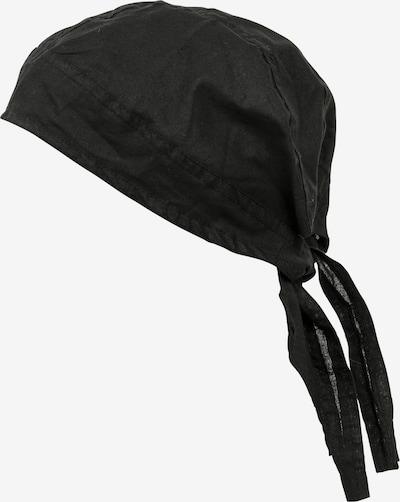 Urban Classics Stoffen mondkapje in de kleur Zwart, Productweergave