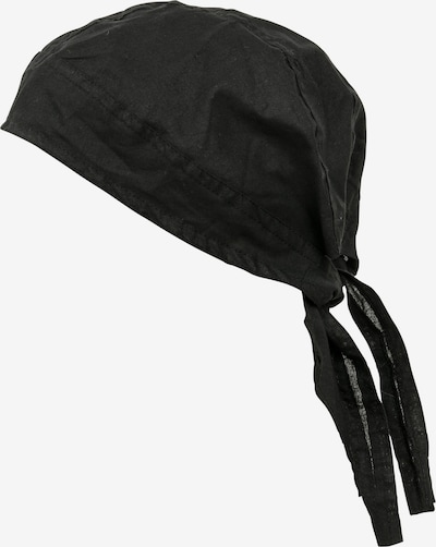 Urban Classics Bandana in schwarz, Produktansicht