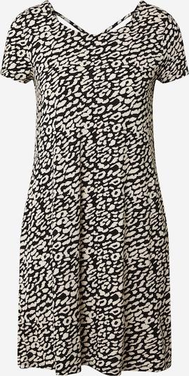 ONLY Vestido de verano 'Bera' en beige / negro, Vista del producto