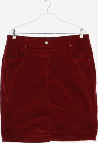Steilmann Skirt in XXXL in Red