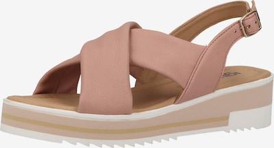 IGI&CO Sandale in altrosa, Produktansicht