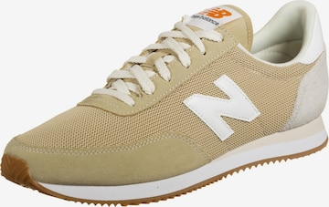 Baskets basses '720' new balance en beige