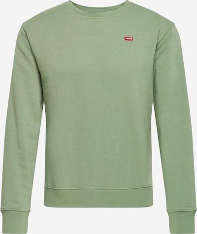 LEVI'S Sweatshirt in de kleur Mintgroen, Productweergave