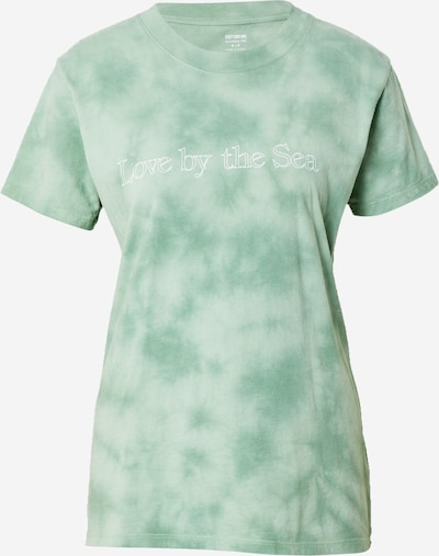Cotton On T-Shirt in grün / hellgrün, Produktansicht