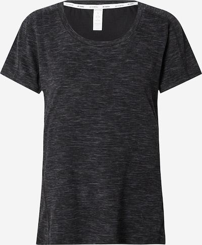 Marika Funktionsskjorte 'SPACE DYE' i sort, Produktvisning