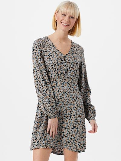 VERO MODA Kleid 'MILDA' in mischfarben / schwarz, Modelansicht