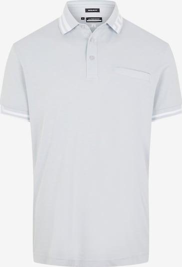 J.Lindeberg Poloshirt in hellgrau, Produktansicht