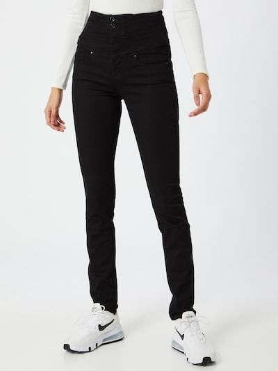 Salsa Jeans 'Diva' in black denim, Modelansicht