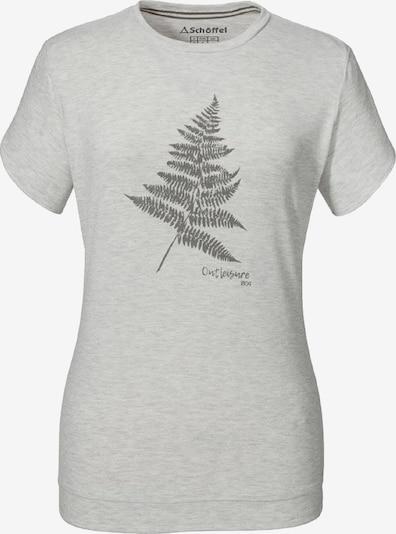 Schöffel T-Shirt 'Swakopmund' in graumeliert, Produktansicht